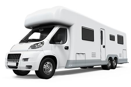 Camper Caravan Lockout