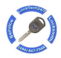 ford car key