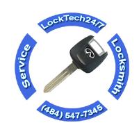 infiniti car key
