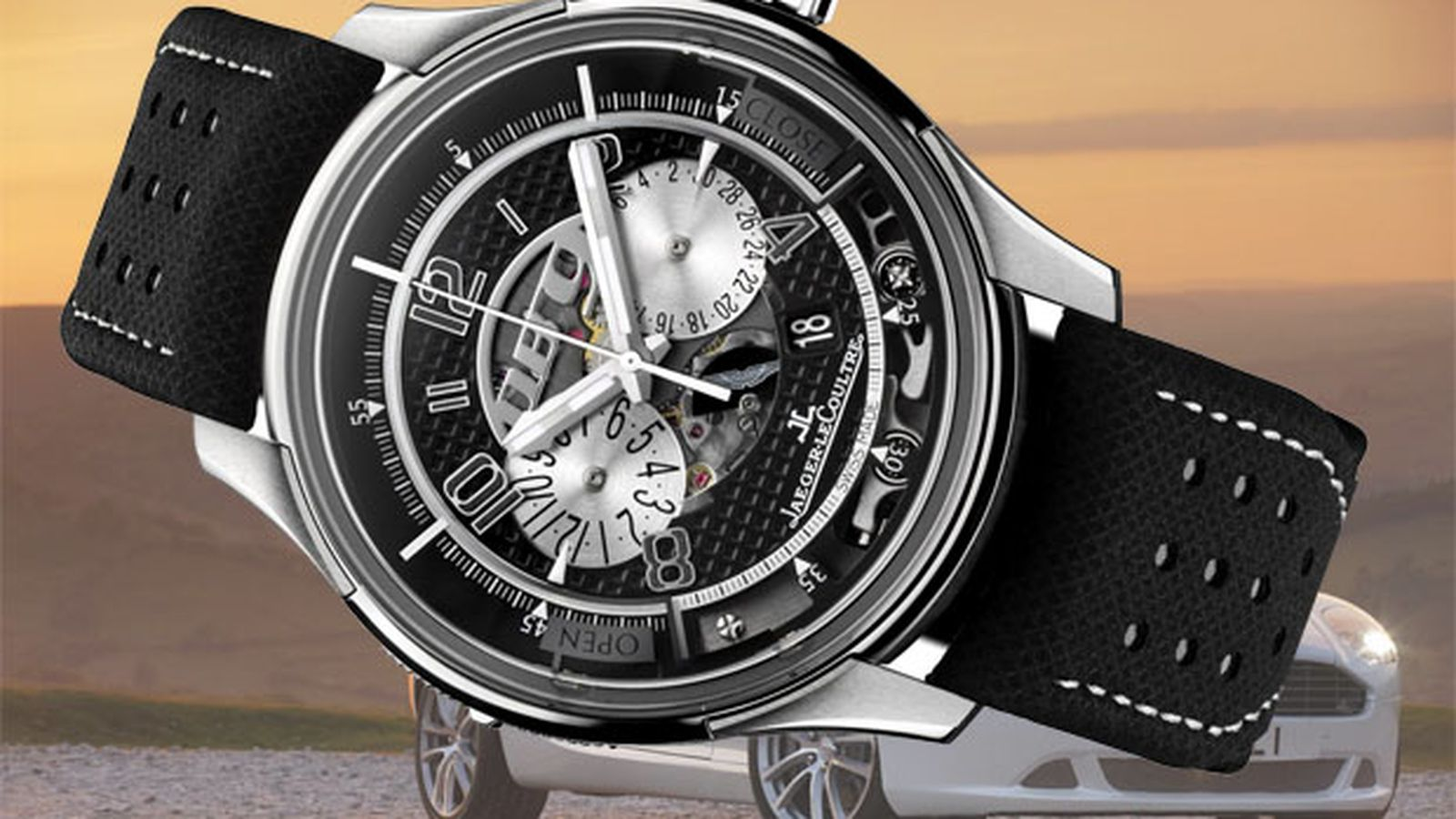 Aston martin AMV OX2 watch