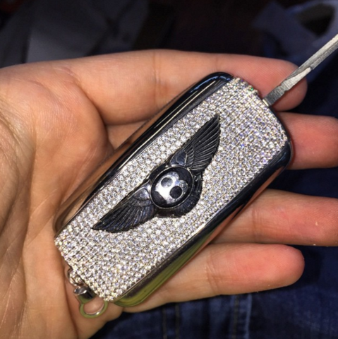 Bentley Diamond Key