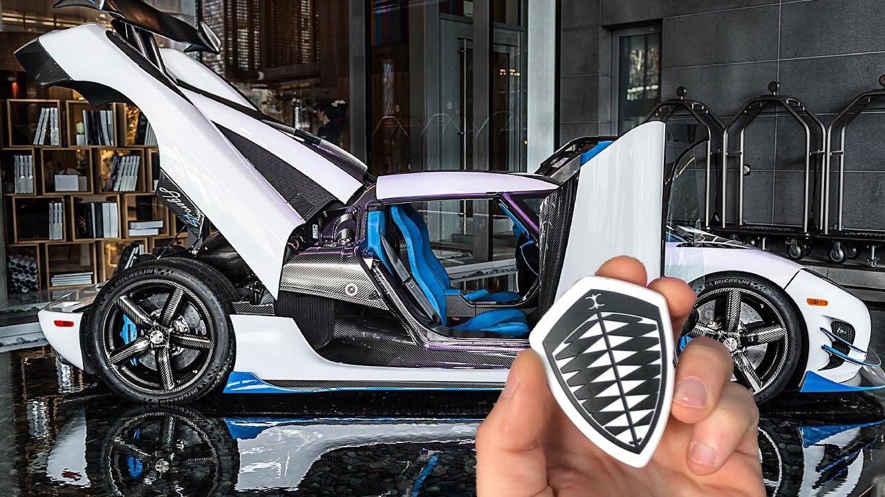 Koenigsegg Agera Key