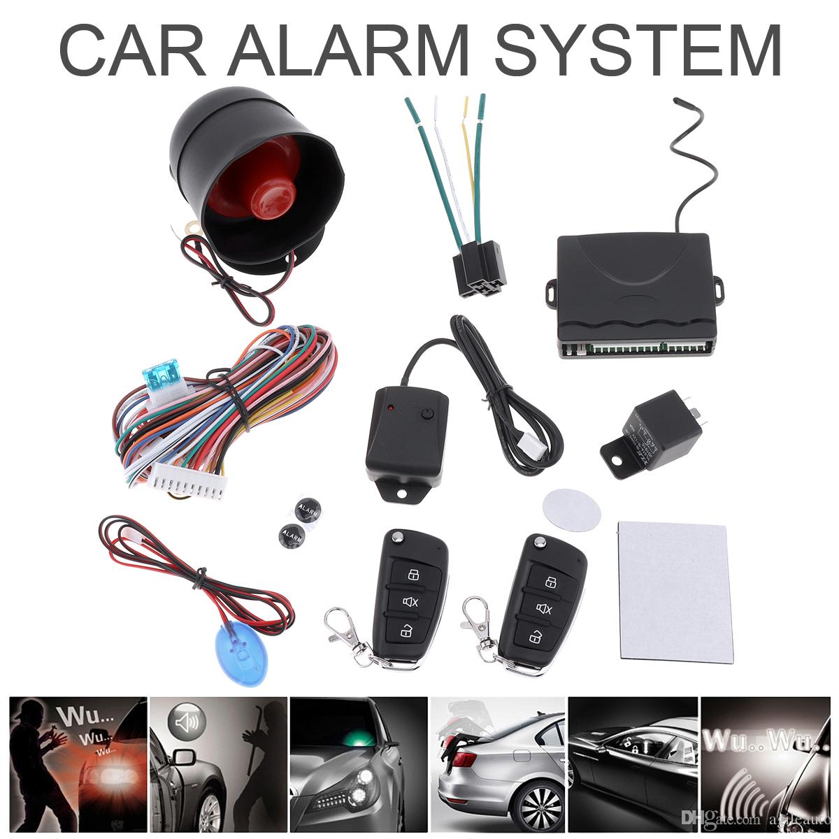 Auto Transponder Chip Key or Alarm System Key-less Entry?