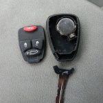 Broken Key Fob