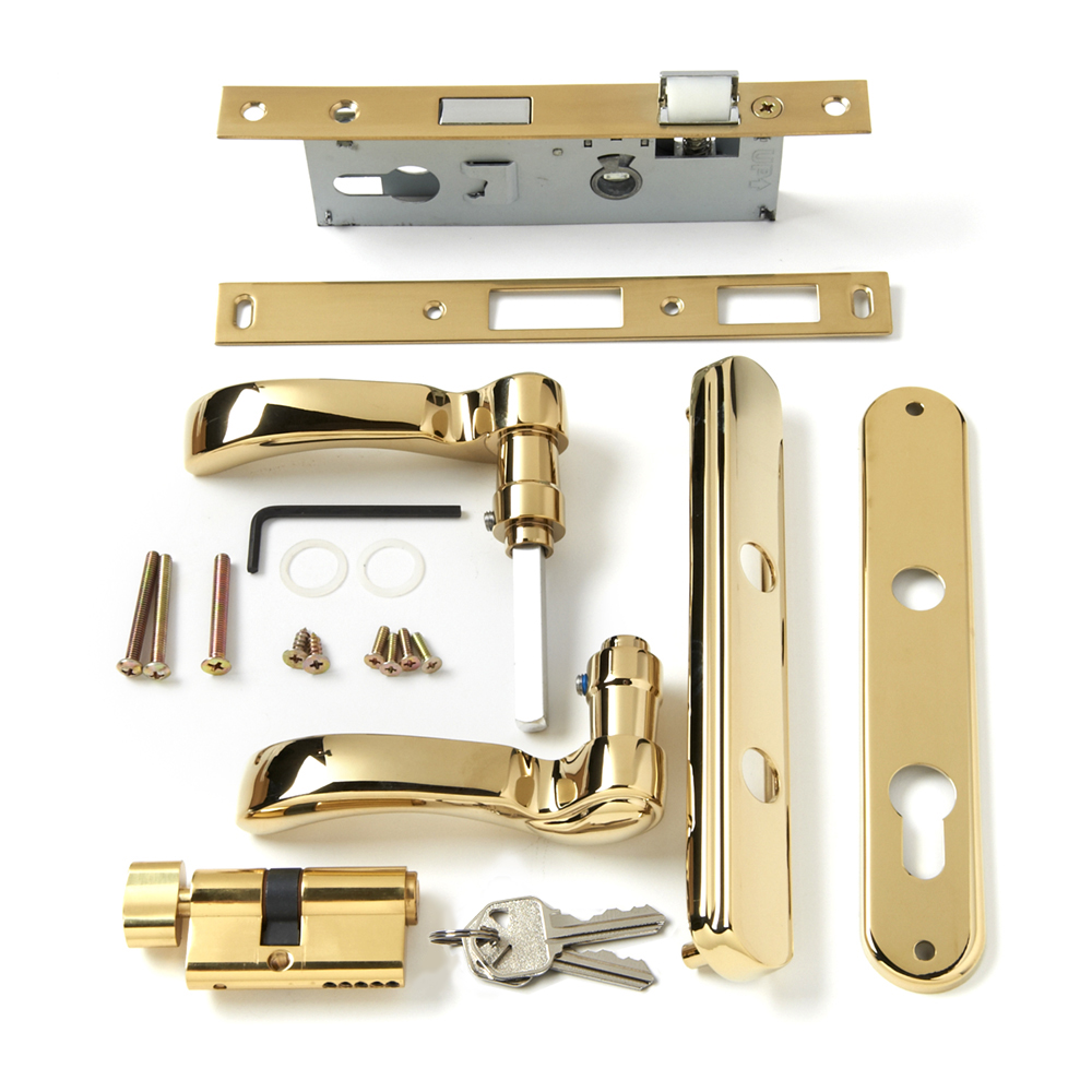 Storm Door Lock Repair
