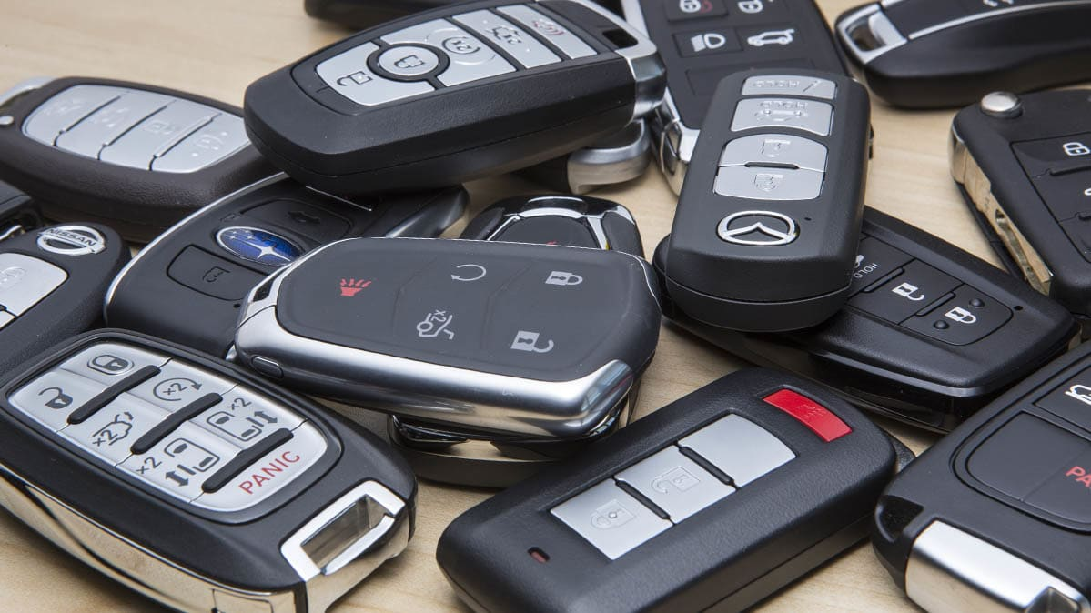 5 Tips When Buying Automotive Key Fob Online | Auto Keys Replacement