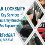 Car Locksmith and Car Keys